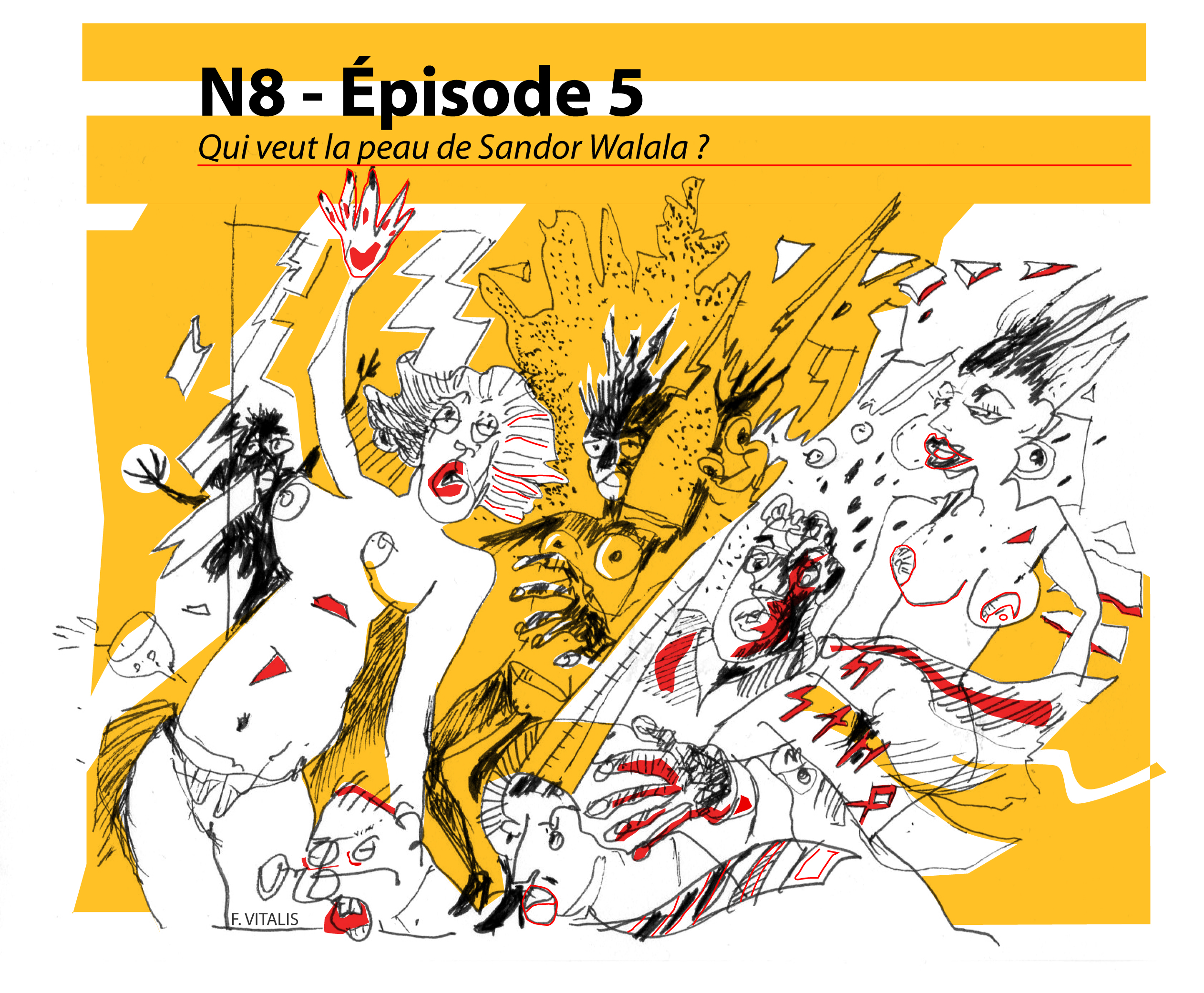 Episode 5 couverture